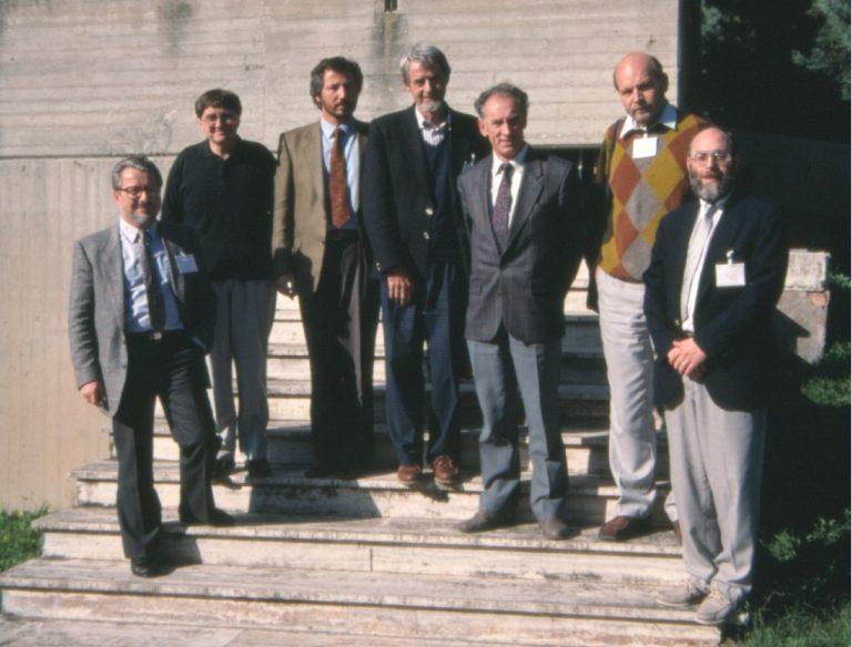rome-congress-1991-board